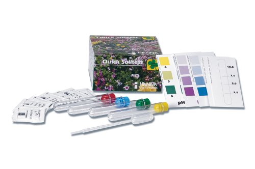 Hanna Instruments HI3895 Basic Agriculture Test Kit for 40 Tests