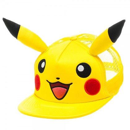 Pokemon-Pikachu-Trucker-Hat-With-Ears
