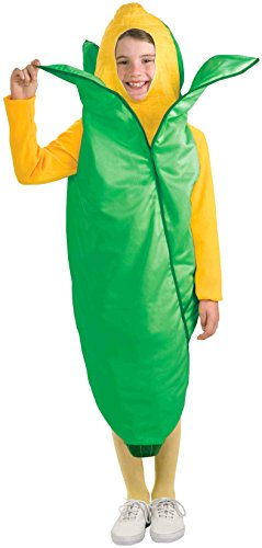 Forum Novelties Fruits and Veggies Collection Ear 'O Corn Child Costume, Small (Fruits And Vegetables Costume compare prices)