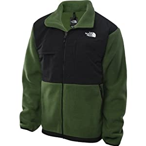 Northface Denali Green Size Small