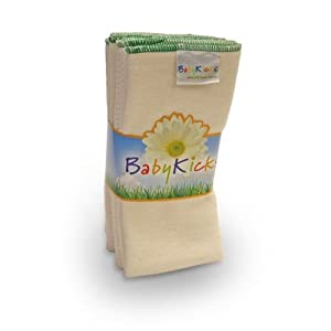 BabyKicks 3 Pack Joey-Bunz Premium, Large