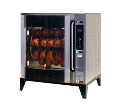 Oven With Rotisserie Function front-461939
