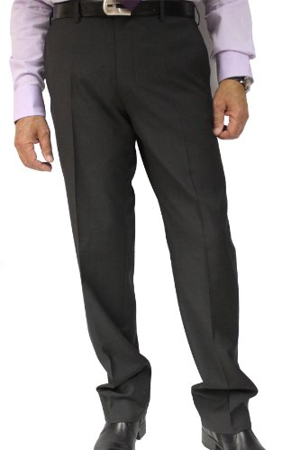 Marzotto Pants by Pierre Cardin charcoal 48