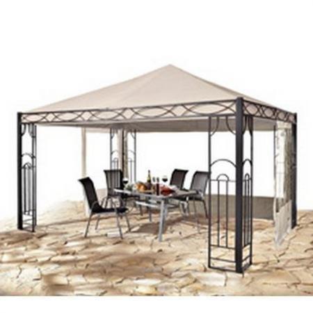 pavillon 3x3 garten einebinsenweisheit. Black Bedroom Furniture Sets. Home Design Ideas