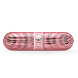 Beats Audio Pill 2.0 Bluetooth Wireless Speakers with Charge Out (Nicki Minaj Edition Pink)