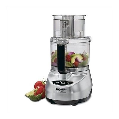 Cuisinart Prep 9-cup Food Processor in Aluminum