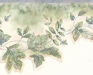 DieCut Ivy Wallpaper Border MB22033 - - Amazon.com