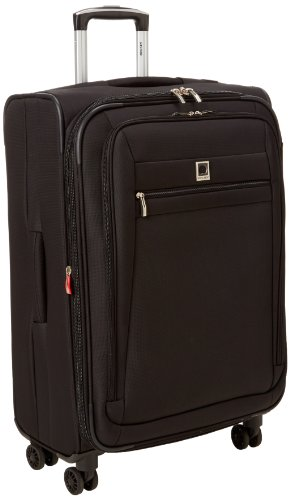 delsey-luggage-helium-hyperlite-25-inch-expandable-spinner-trolley-black-one-size