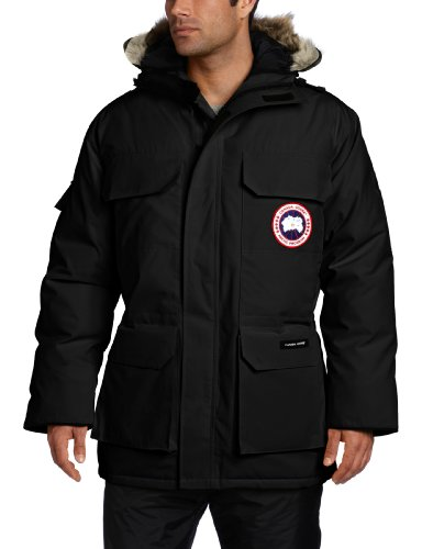 Canada Goose Men's Expedition Parka - Black - L