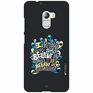 Lenovo K4 Note Back Cover - Silicon Believe Designer Cases