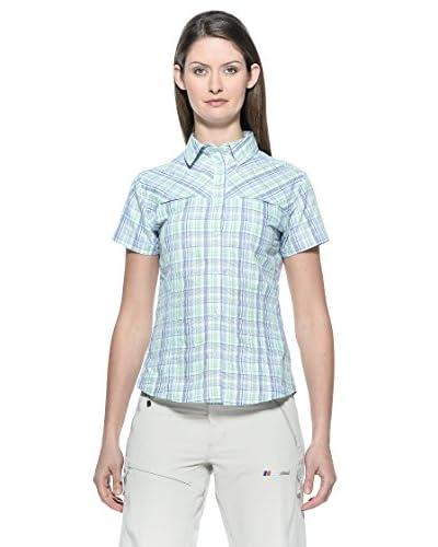 Berghaus Camicia Bonneville Shirt Ss Af Grn/Grn Ss14 [Verde]