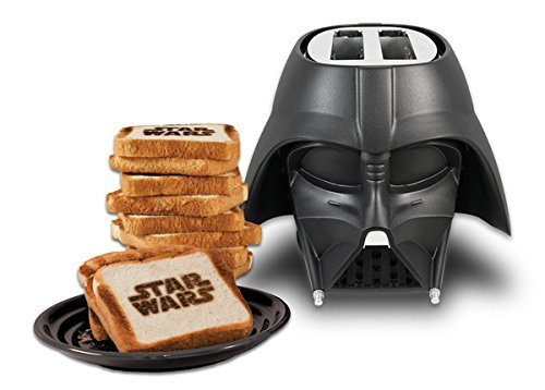 Discover Bargain Star Wars Darth Vader Toaster