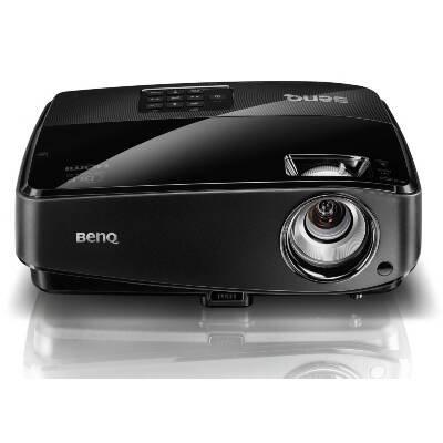 BenQ MX518 3D Ready DLP Projector 720p HDTV 4:3 1024x768 XGA 13000:1 2800 lumens HDMI/USB/VGA Speaker