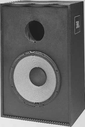 "Jbl 4645C Single 18"" Single Port Subwoofer Cinema System"