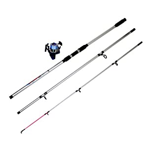 Ultra Fishing 13' Beach Sea Caster Rod + Reel from Ultra