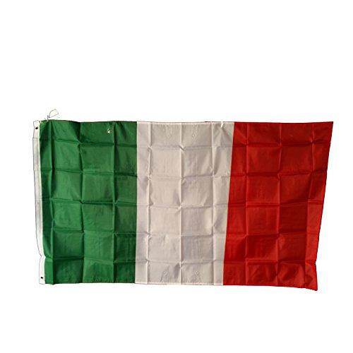 Liberation 2016 Day! Italia, 150 cm x 90 cm x 5 cm x 3 m, motivo: Bandiera italiana, motivo: Olimpiadi di Rio Souvenir/2016 Speicher/Memoria!, 5 x 7,5 cm, in poliestere per costruzione affermazione Heritage! motivo:!/Flagge!/Bandiera!/Bandera!