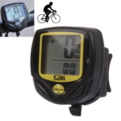Étanche Chronomètre De Vélo Sans Fil (Sd-548C)