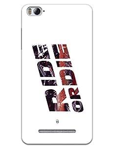"""myPhoneMate """"RIDE OR DIE"""" case for Xiaomi Mi 4i"""