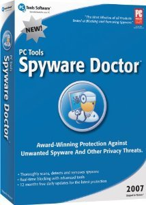 Pc Tools Spyware Doctor 2007