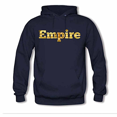 Empire Golden Logo Women's Hoodie XL