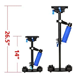 StudioFX Camera Stabilizer DV DSLR Hand-held video support rig 26.5\