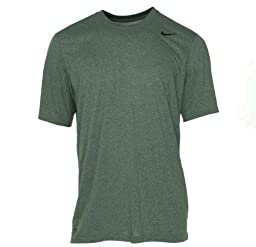 Nike 384407 Legend Dri-Fit Short Sleeve Tee - Grey, Large