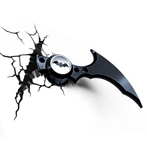 Batman-DC-Comics-baterang-3D-Deco-Mur-Lumire