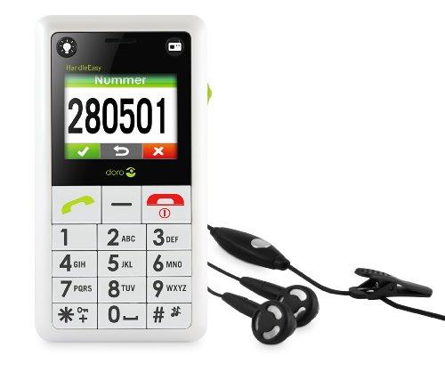Doro Handle Easy 330GSM weiß Handy