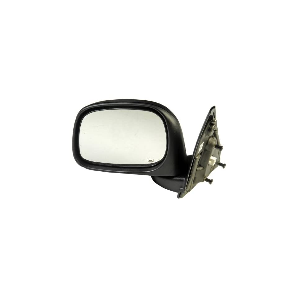 Dorman 955 1377 Dodge RAM Driver Side Power Heated Replacement Side View Mirror