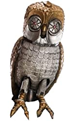 Clash Of The Titans Movie Costume Accessory, Bubo Owl, 9-Inches Tall