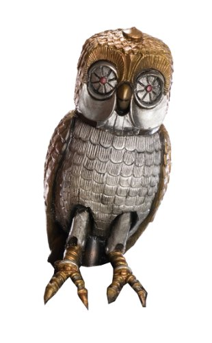 Clash Of The Titans Movie Costume Accessory, Bubo Owl, 9-Inches Tall
