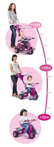 Imagen 8 de FEBER - Triciclo Baby Twist Niña (Famosa) 800007099