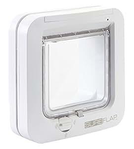 SureFlap Microchip Cat Door- White