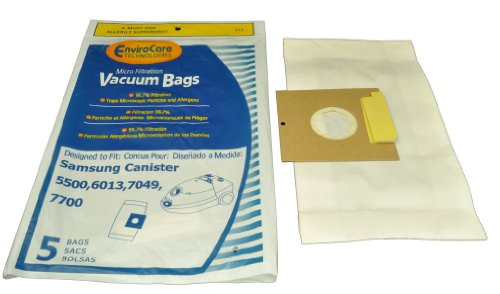 Bissell Vacuum Bags front-12069