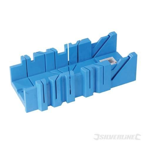 Holzbearbeitung-Gehrungssgen-Expert-Schneidlade-300-mm-x-90-mm-mit-Schneidlade-90-45-225-Grad-Winkel-schneiden