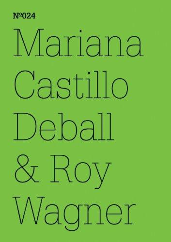 Mariana Castilo Deball & Roy Wagner: Coyote Anthropology: A Conversation in Words and Drawings: Kojotenanthropologie. Ein Gespräch in Worten und Zeichnungen (100 Notes-100 Thoughts Documenta 13)