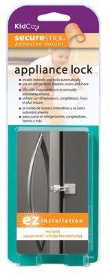 Kidco S340 Appliance Lock, White, - Quantity 6 - 1