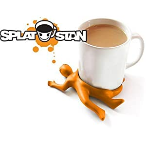 Splat Stan - Silicone Drink Coaster