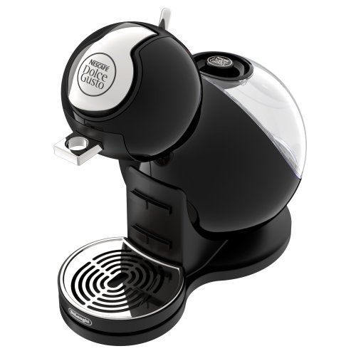 NESCAFÉ Dolce Gusto Melody 3 by De'Longhi EDG420.B Coffee and Beverage Machine - Black