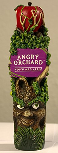 Angry Orchard Hop'n Mad Apple Tap Handle (Beer Tap Handle Angry Orchard compare prices)