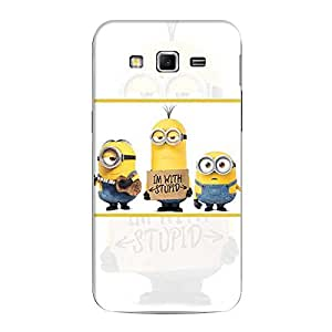 Perfect print back cover for Samsung Galaxy Grand