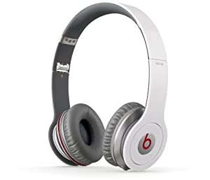 Beats by Dr. Dre Solo HD On-Ear Headphones with Control Talk - White