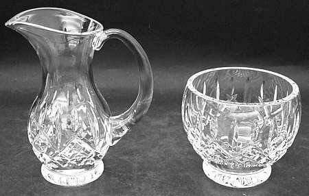 Waterford Araglin Sugar & Creamer Set