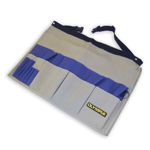 Olympia Tools 90-394 26 Pocket Bucket Apron