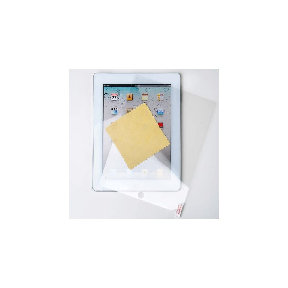 Wholesale matte Anti glare LCD Screen Protector for Apple Ipad    3pcs Per Package Min.order Is One Package