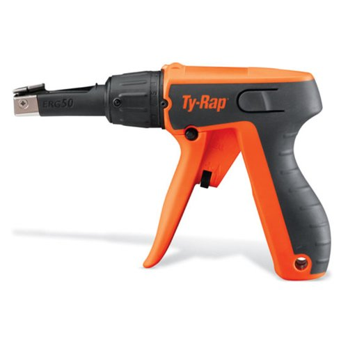 Thomas & Betts ERG50 Ergonomic Hand Tool for Nylon Cable Ties 18 to 50 Pounds