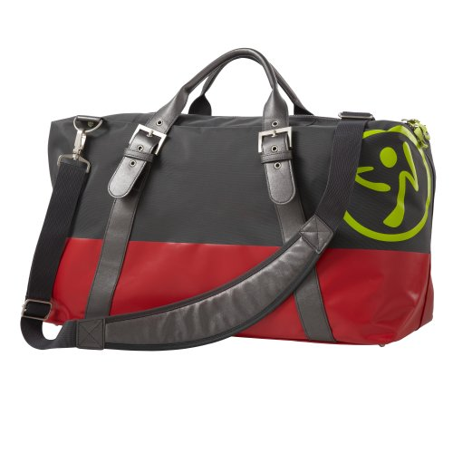 Amazon.com: Zumba Fitness Pace Duffle Bag (Gunmetal, One Size)
