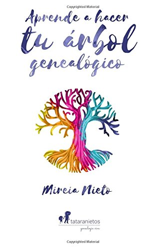 Aprende a hacer tu arbol genealogico  [Nieto, Mireia] (Tapa Blanda)