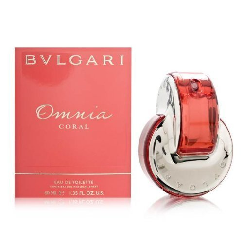 BULGARI OMNIA CORAL EDT SPRAY 1.3 OZ