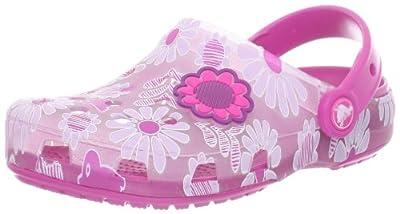 crocs Girls' Chameleons Floral Clog